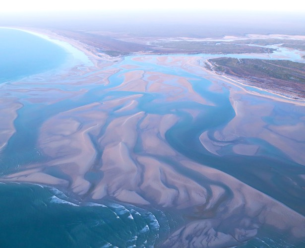 Aerial Photo Broome 1